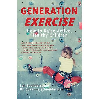 Generation Exercise by Len Saunders