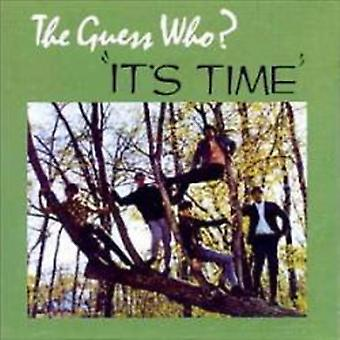 Guess Who - It's Time [CD] USA import
