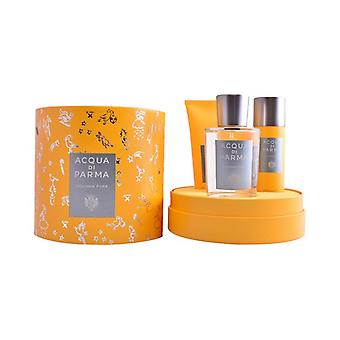 Men's Parfum Set Colonia Pura Acqua Di Parma (3 buc)