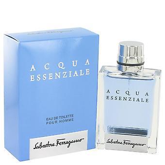 Acqua Essenziale Eau De Toilette Spray By Salvatore Ferragamo   501154 50 ml