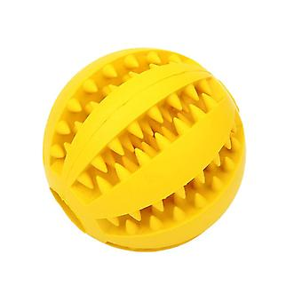 Piece toy for dogs-yellow