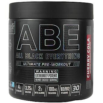 Applied Nutrition All Black Everything Pre-Workout Cherry Cola 315g