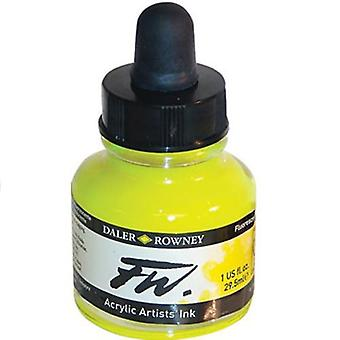 Daler Rowney FW Artists Acrylic Ink 29.5ml