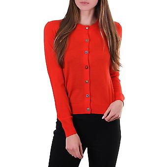 Paul Smith Womens Knitted Embroidered Cardigan
