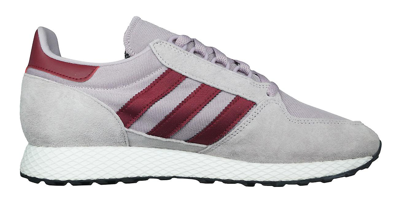 Adidas Originals Forest Grove Womens Trainers / Chaussures - Purple