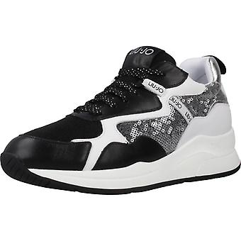 Liu-jo Sport / Karlie Sneakers 35 Kleur Zwart