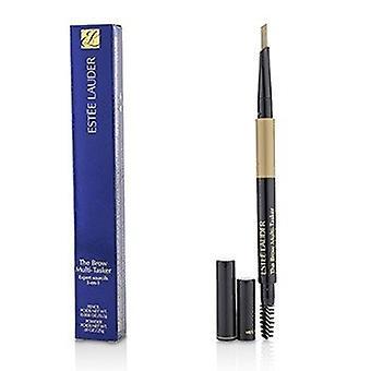 Estee Lauder The Brow Multitasker 3 In 1 (brow Pencil, Powder And Brush) - # 01 Blonde  0.45g/0.018oz