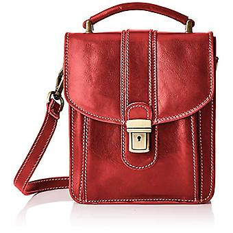 All-Fashion Chicca Cbc18103gf22 Unisex Adult Red Hand Bag 10x24x21 cm (W x H x L)