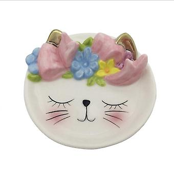 Streamline NYC Cat Trinket Dish