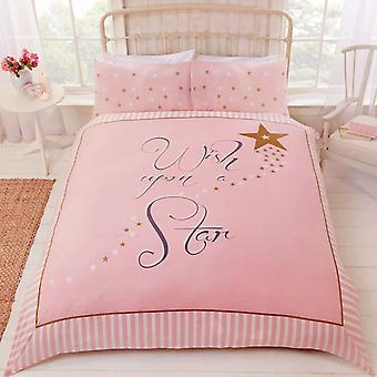 Rapport Wish Upon A Star Single Duvet Set