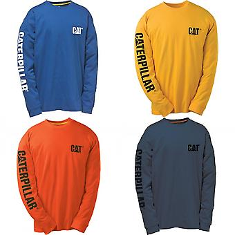 Caterpillar C1510034 TRADEMARK T-SHIRT / Mens Tops
