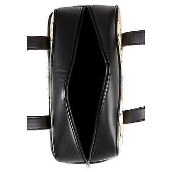 Sourpuss Last Port Tattoo Design Bowler Handbag