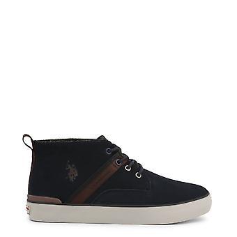 . ארה ב פולו אסאן גברים מקוריים סתיו/נעלי חורף-צבע כחול 37538