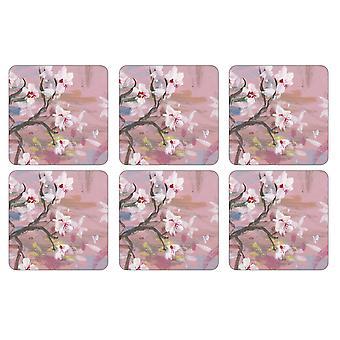 Pimpernel Emerging Coasters, Set of 6