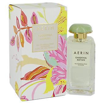 Spray Aerin Gardenia Rattan Eau De Parfum di Aerin 3.4 oz Eau De Parfum Spray