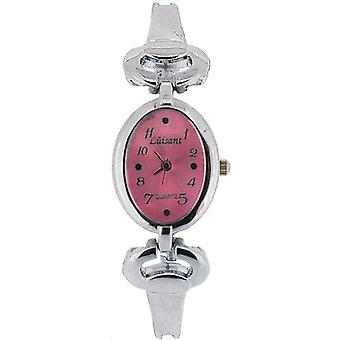 Olivia Collection Damen Rosa Zifferblatt Armband Strap Dress Watch COS40