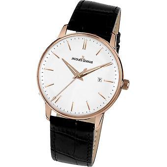 Jacques Lemans - Wristwatch - Men - Retro Classic - - N-213G