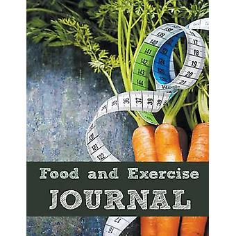 Food and Exercise Journal JUMBO Size by Journal & Healthy Diet