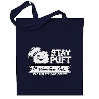 Ghostbusters Stay Puft Marshmallow Corp Totebag