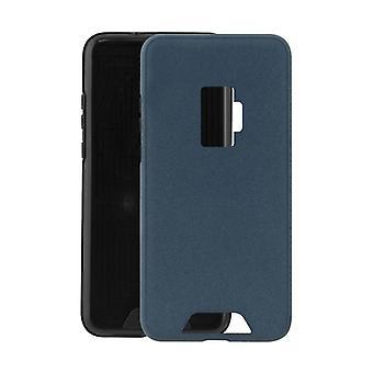 Cubierta móvil Samsung Galaxy S9 KSIX Tapa dura/Azul