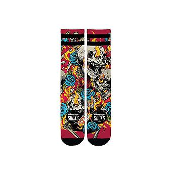 American Socks Fireball Mid High Socks