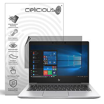 Celicious Privacy Plus 4-vejs Anti-Spy Filter Screen Protector Film Kompatibel med HP EliteBook 745 G6 (Non-Touch)