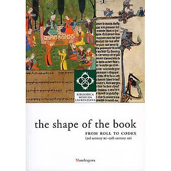 De vorm van het boek: van roll tot Codex, 3e eeuw BC-19e eeuw AD (bibliotheek tentoongesteld)