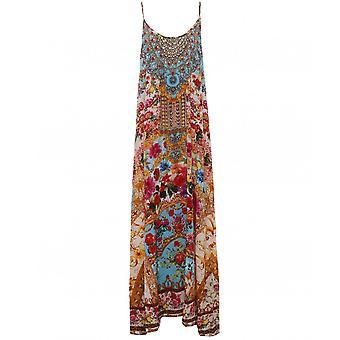Inoa Covent Garden Silk Maxi Dress