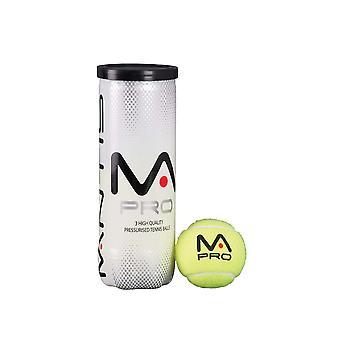 Mantis Pro Tennis Balls Tube de 3