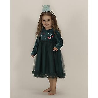 The Essential One Special Velour Tutu Dress