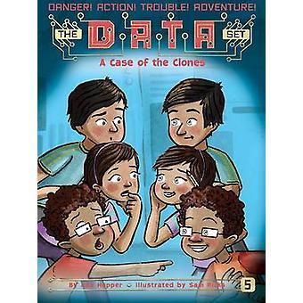 A Case of the Clones by Ada Hopper - Sam Ricks - 9781481471138 Book