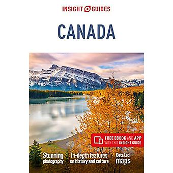 Insight Guides Canada (Travel Guide with Free eBook) by APA Publicati
