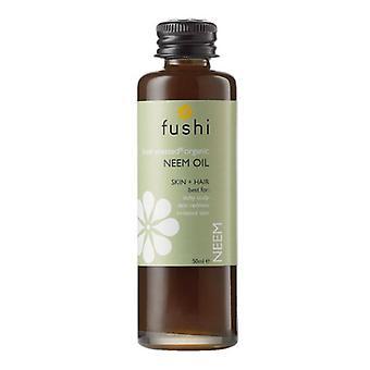 Fushi Wellbeing Organický neemový olej 50ml (F0010446)