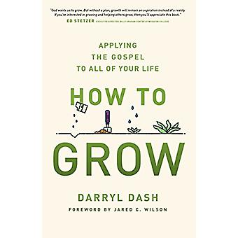 How to Grow by Darryl Dash - 9780802418197 Book