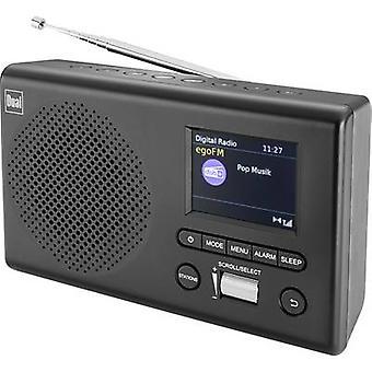 Dual MCR 4 Desk radio FM, DAB+ FM, DAB+, AUX