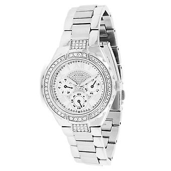 Guess W0111L1 Analogue Quartz with Stainless Steel Bracelet Ladies Watch