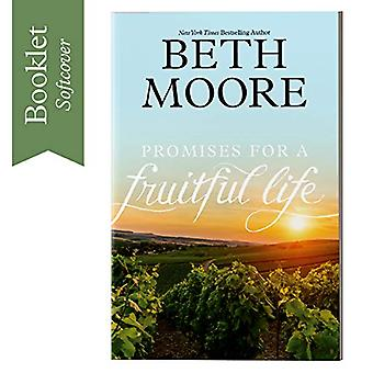 Promises for a Fruitful Life by Beth Moore - 9781496440921 Book