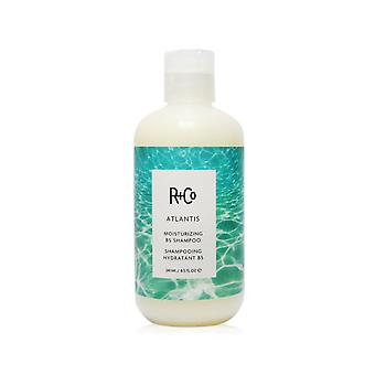 Atlantis moisturizing b5 shampoo 246535 241ml/8.5oz