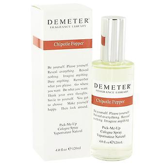 Demeter Chipotle Colonia pimienta por Demeter 4 oz Colonia Spray