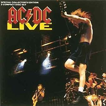 Ac/Dc - Live-Special Collector Edition [CD] USA import