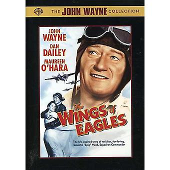 Wings of Eagles, the [DVD] USA import