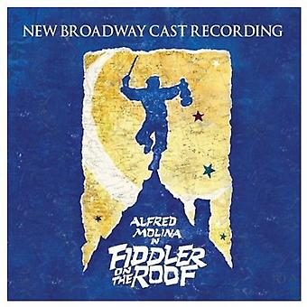 Cast Recording - Fiddler on the Roof [2004 Broadway Revival Cast] [CD] USA import