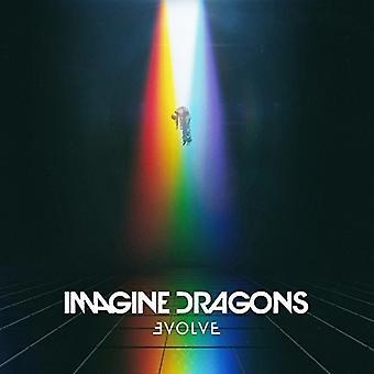 Föreställ drakar - utvecklas [Vinyl] USA import