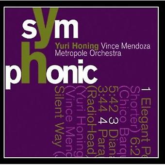 Honing/Mendoza - Symphonic [CD] USA import