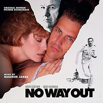 Maurice Jarre - No Way Out: Original Motion Picture Soundtrack [CD] USA import