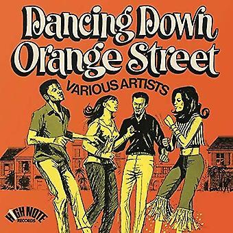Various Artist - Dancing Down Orange Street [CD] USA import