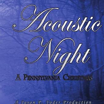Jason P. Yoder - Acoustic Night [CD] USA import