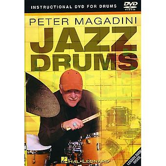 Jazz Drums [DVD] USA import