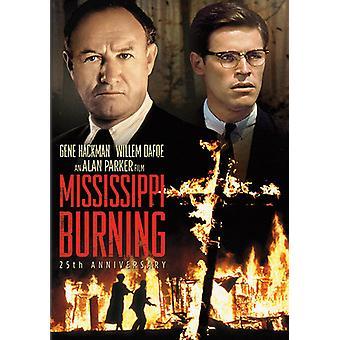Mississippi Burning [DVD] USA import