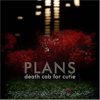 Death Cab for Cutie - Plans [Vinyl] USA import